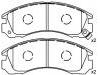 刹车片 Brake Pad Set:MB 857 837